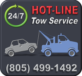 Hotline Towing Service. 27/7. 808-499-1492