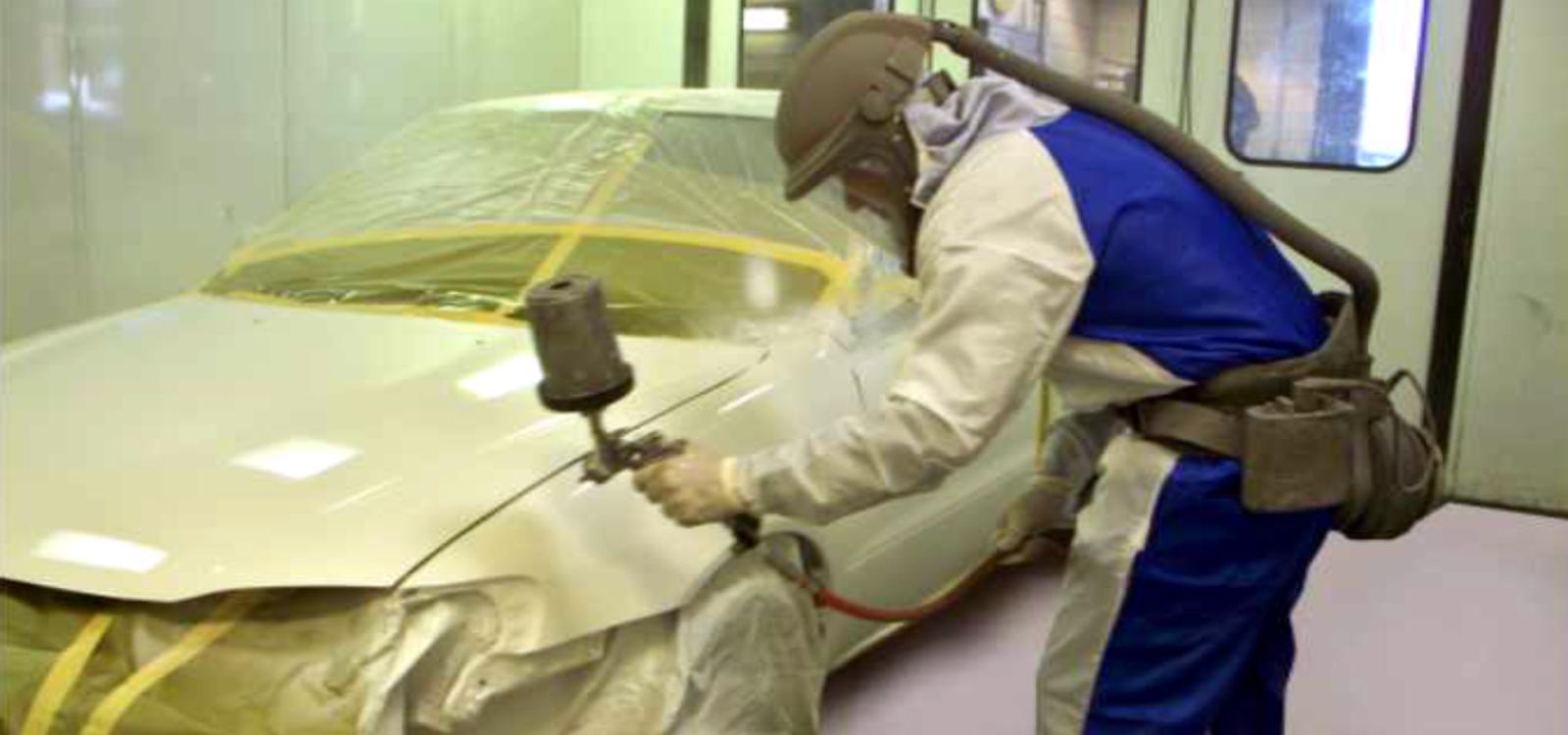 Auto Body & Refinishing-Auto Body & Refinishing-Professional_Refinishing