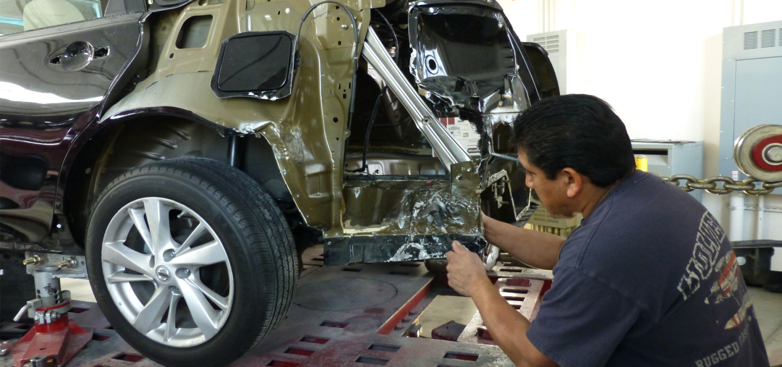 Professional Body Shop-Structural_Body_Repairs