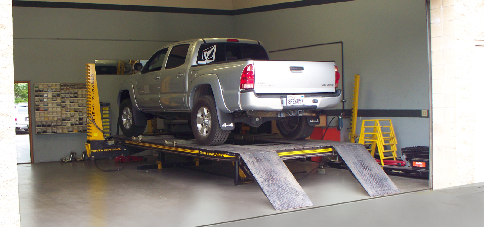 Best Rated Body Shop-Structural_Frame_Repairs